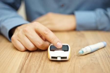糖尿病采血