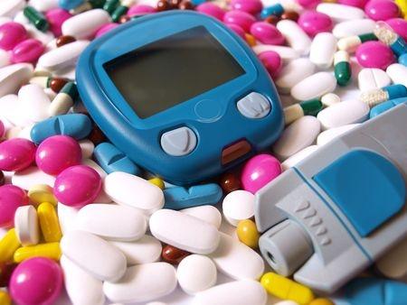 治疗糖尿病