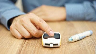 糖尿病验血