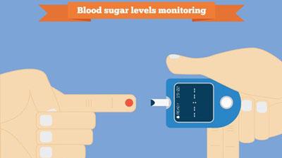 糖尿病血糖波动