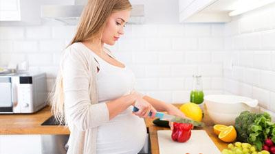 准妈妈小心患上妊娠期糖尿病 饮食注意莫忘记