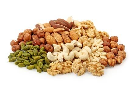 预防2型糖尿病,一天吃一把坚果