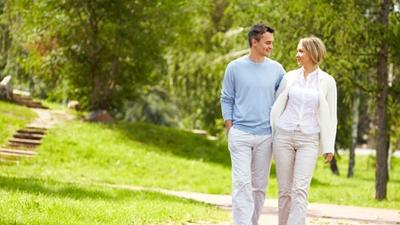 散步是糖尿病人的一副良药