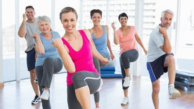 运动还要分年龄