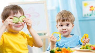 儿童糖尿病患者用餐准则