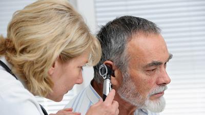 听力下降原是患上1型糖尿病