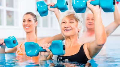 糖尿病人游泳的益处