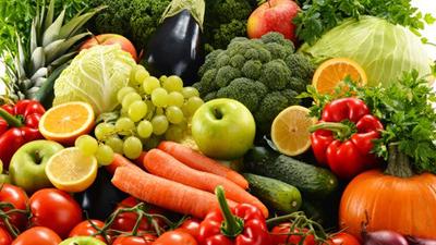 我们再来看蔬果怎样吃?