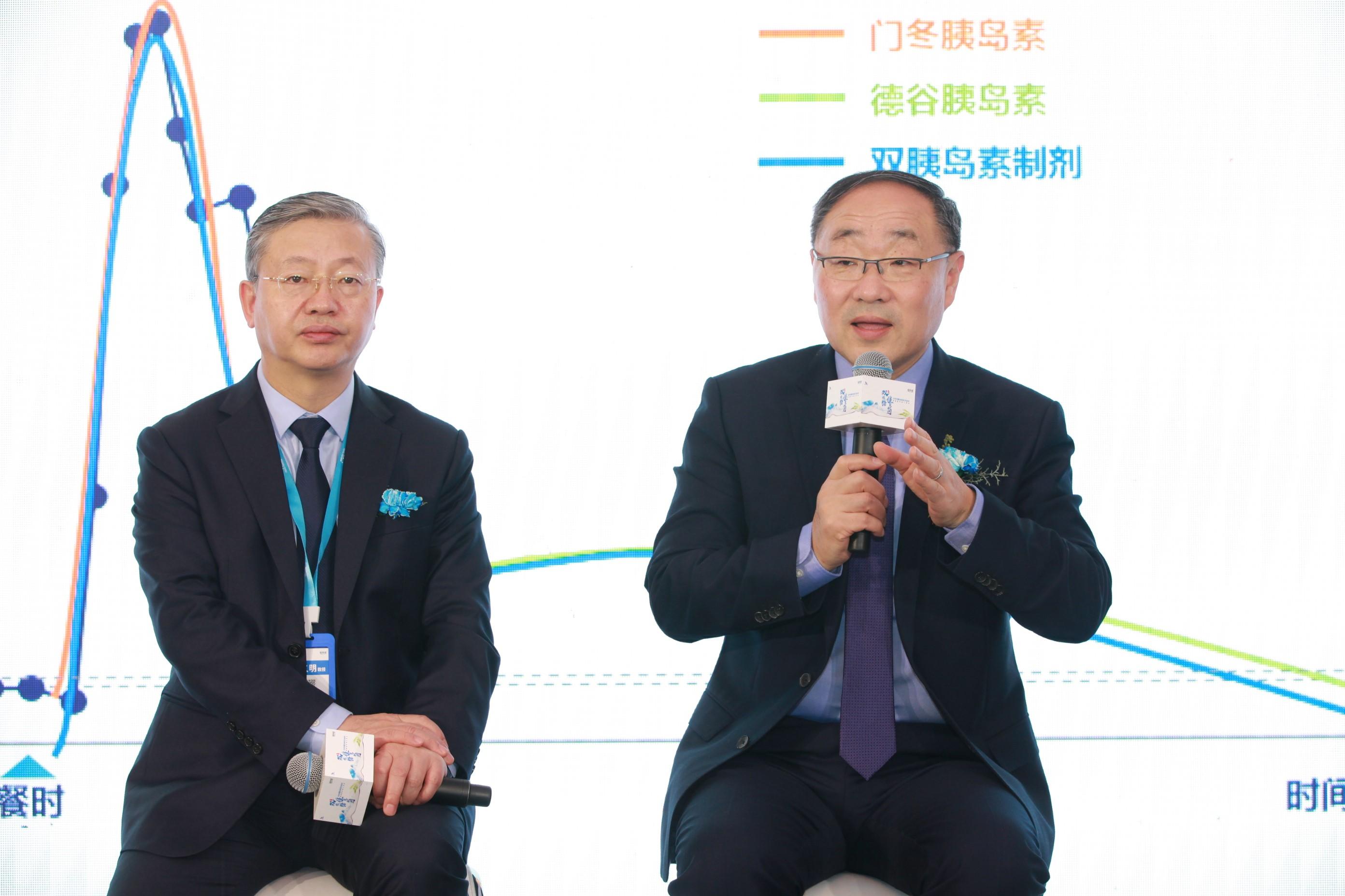 兼顾空腹和餐后血糖,全球首个可溶性双胰岛素诺和佳中国正式上市