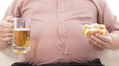 胖子过40岁易患糖尿病
